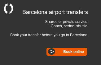 Barcelona airport to hotel transfers services