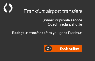 Frankfurt airport to hotel transfers services
