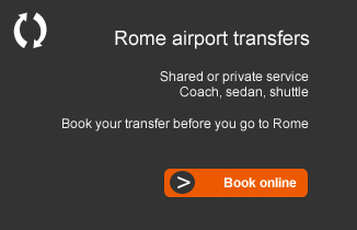 Rome airport to hotel transfer services